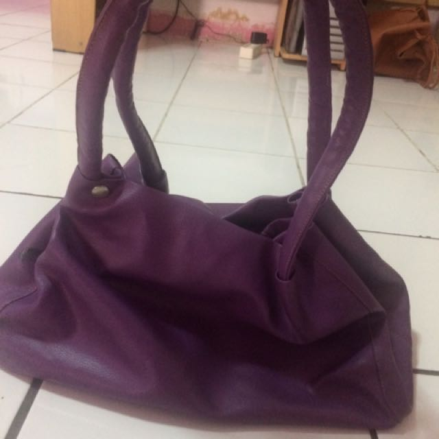 Shoulder Bag Ungu