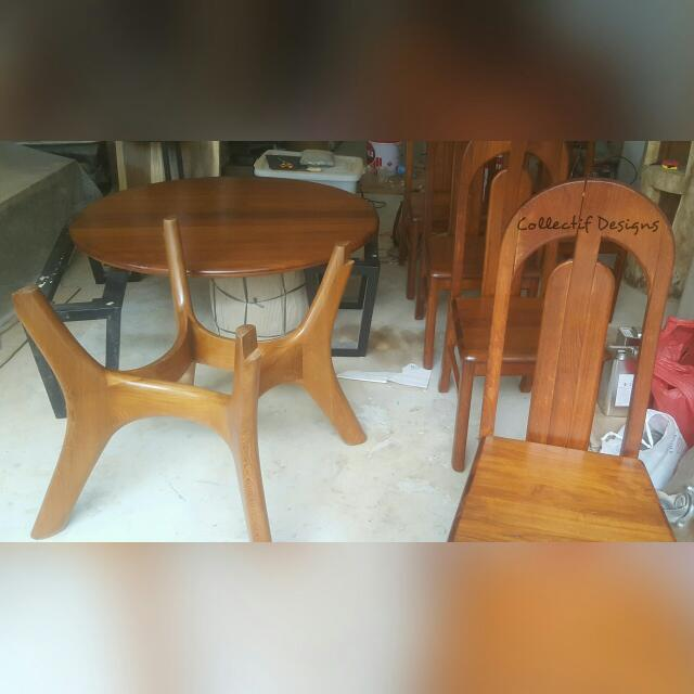 Solid Wood Repair And Restoration Service