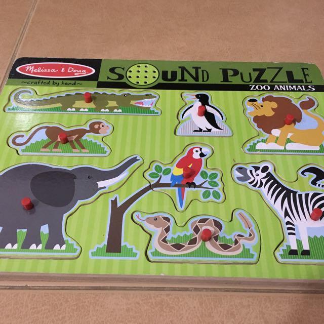 sound puzzle