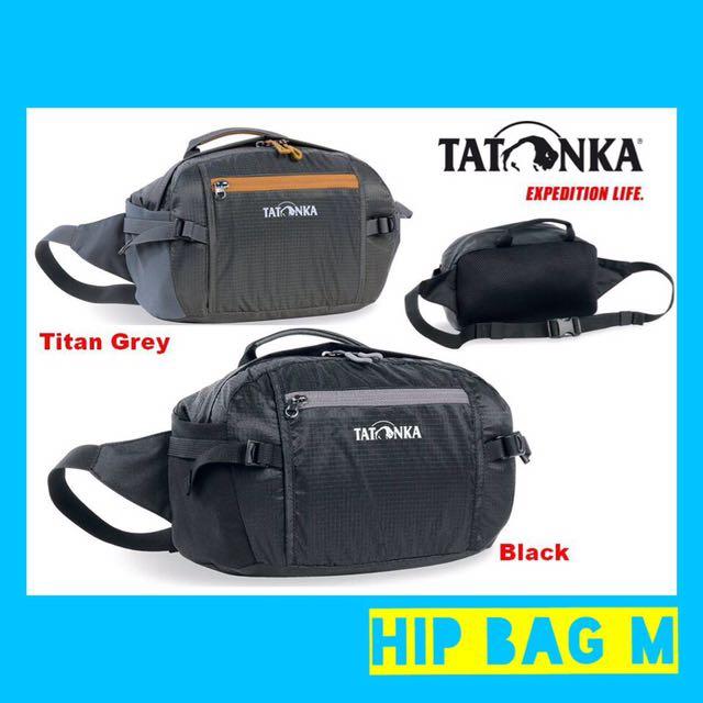 b91cd460e8b4 ⭐️SPACIOUS⭐ TATONKA Hip Bag M   Bum Bag