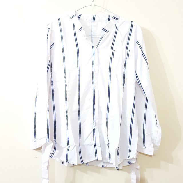 (NEW) Stripes Shirt