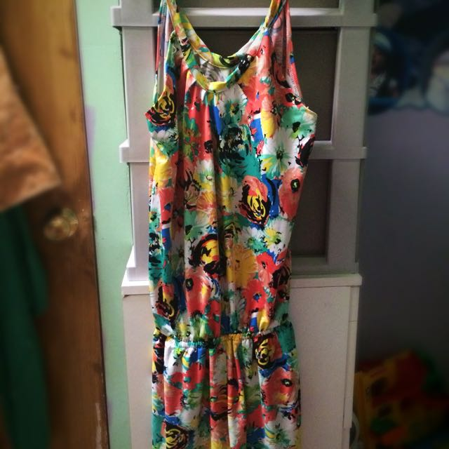 Summer Dress With Short