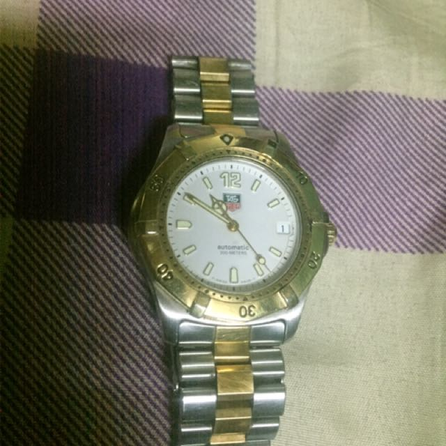 Tag Heuer 2000 Series Classic Automatic Men Size