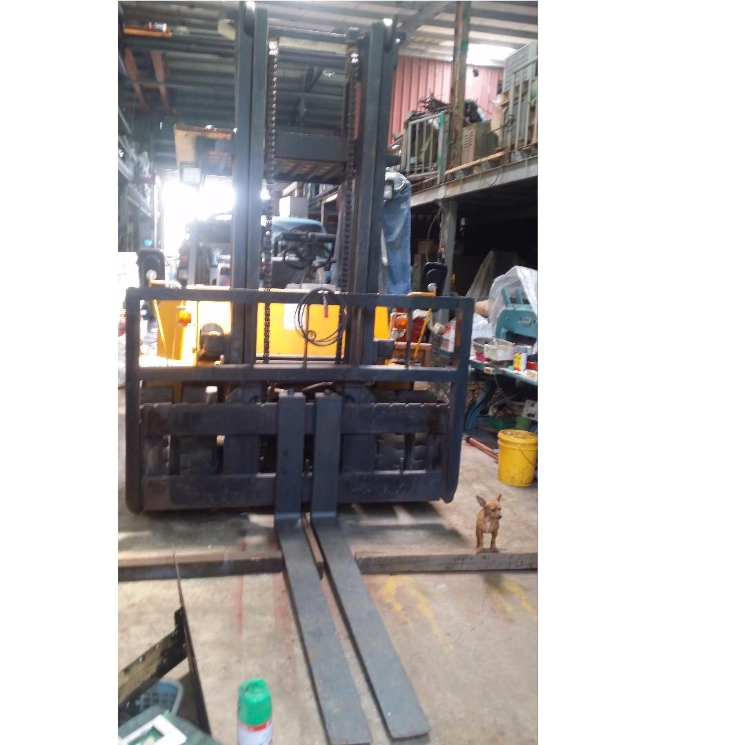 TCM FD60 6噸柴油堆高機