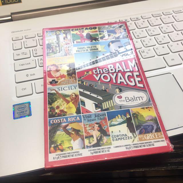The BALM 旅行彩妝盤