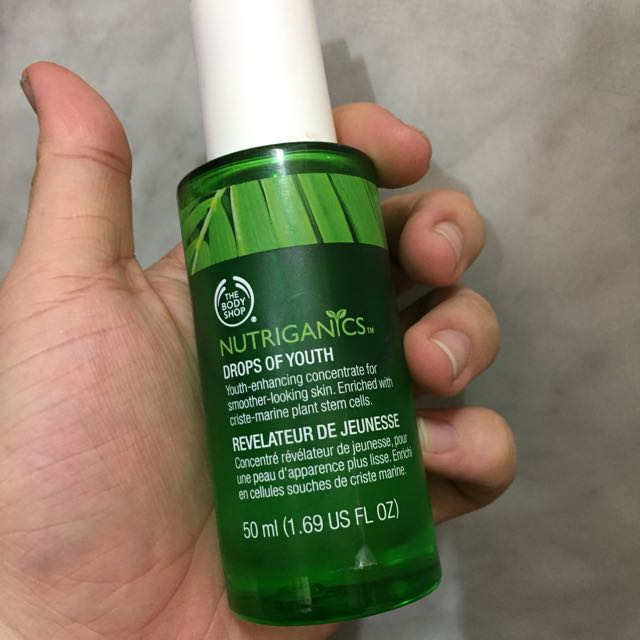 The Bodyshop Drops Of Youth
