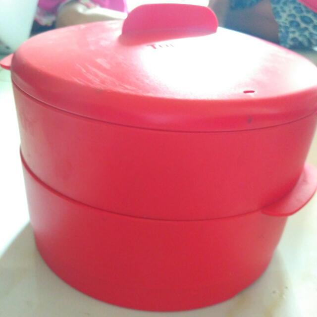 Tupperware Kukusan