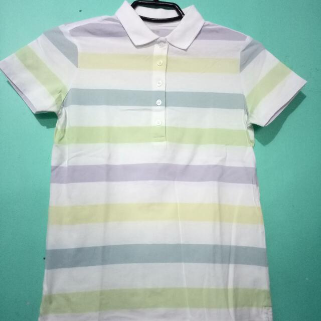 UNIQLO Womens Polo Shirt