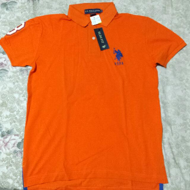 U.S. POLO ASSN. (Orange)