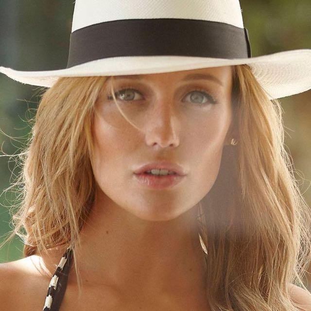 Vitamin A Ahmelia Straw Hat