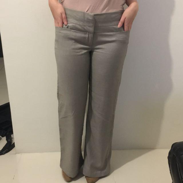 XOXO Corporate Pants