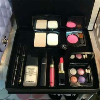 Chanel Set 9 In 1
