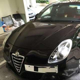 Alfa Romeo Giulietta GT 1.4 2012