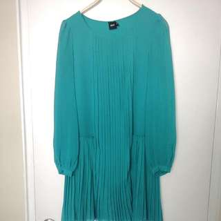 ASOS Green Dress Size S