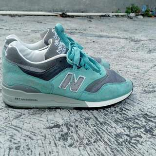 Authentic New Balance 997 Made In Usa