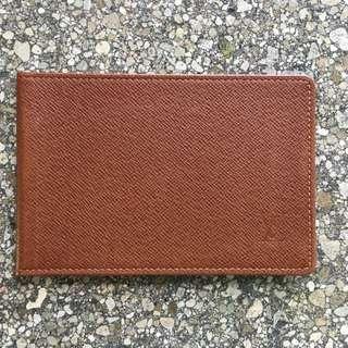 AUTH Louis Vuitton Bifold Wallet/Pass/ID Case