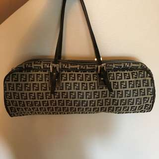 Vintage Signature Fendi Purse