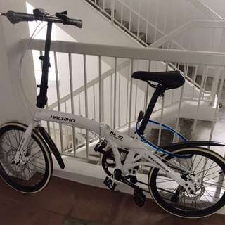 Hachiko Foldable Bike