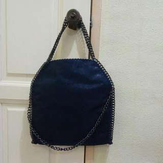 Chain Shoulder / Clutch Bag