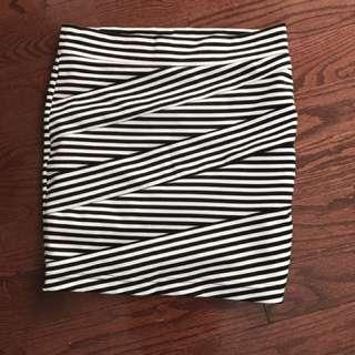 NWOT Charlotte Russe Bodycon Skirt