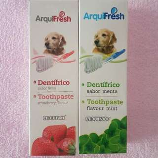 Arquifresh Dog Toothpaste