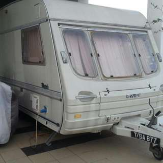 SALE OFFER 1 WEEK ONLY. Swift Rapide Caravan