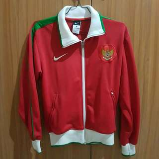 Nike Red Indonesia Jacket