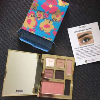 Tarte Eyeshadow Palette - Happy Girls Shine Brighter