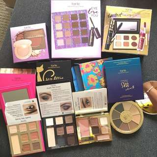 Check Out My Page! Brand New Tarte And More!!