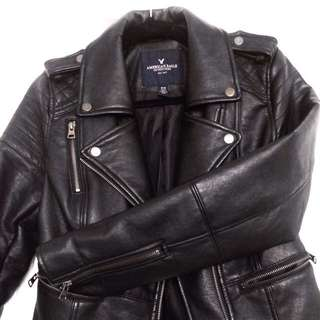 Heavy Duty Leather Jacket