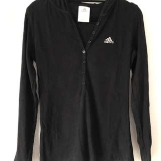 Original Adidas Long Sleeve Top