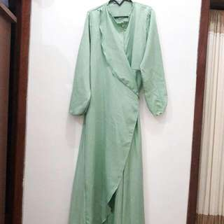 Mint Green Kaftan
