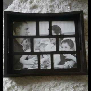 Umbra Tray with Photo Insert