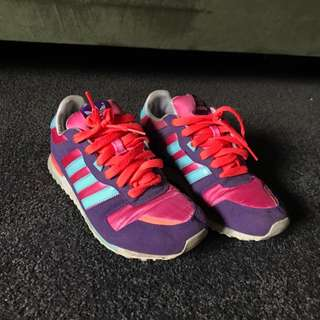Adidas Fluro Trainers