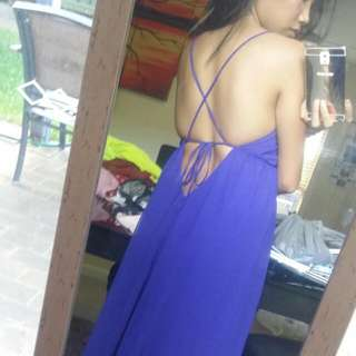 Long Dress Size 8
