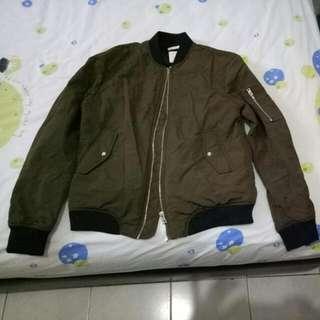 (Reprice) Jacket Zara Bomber Original Size Small