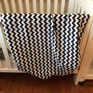 Potter barn Cot Fitted Sheet
