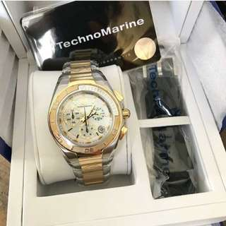 Authentic Technomarine Watch