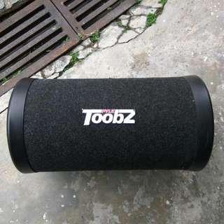 Toobz 低音炮