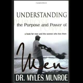 Recommended Books Myles Munroe