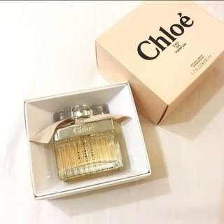 全新正品 Chloe 經典款女性香水 50ml 淡香水 香芬 聖誕禮物 情人節 同名女性淡香水