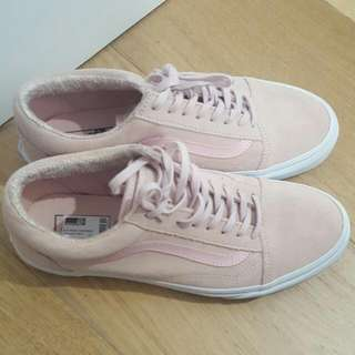 Vans Peachskin Shoes