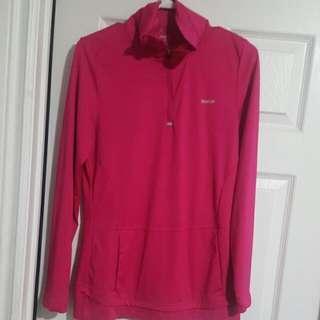 Pink Reebok Shirt