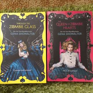 Book 2 And 3 Of The White Rabbit Chronicles