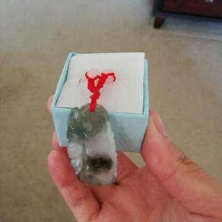 Beautiful A Grade Jade Necklace
