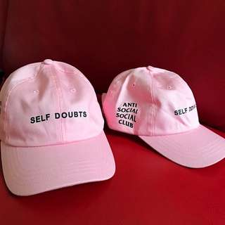 Antisocial Social Club Self Doubts Hat
