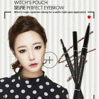 Eyebrow witch's Pouch