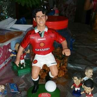 Legendary Man Utd Ryan Giggs