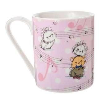 HK Tsum Tsum Marie Aristocats mug