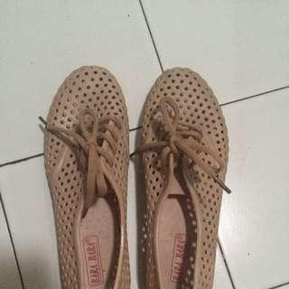 Sepatu Jelly Bara2